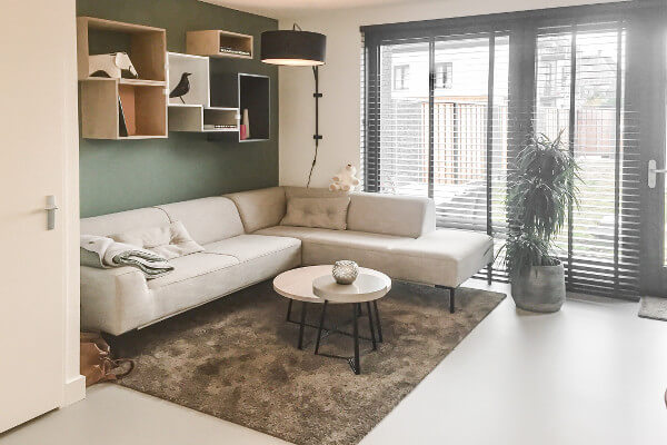 3d interieurontwerp nieuwbouw Enschede