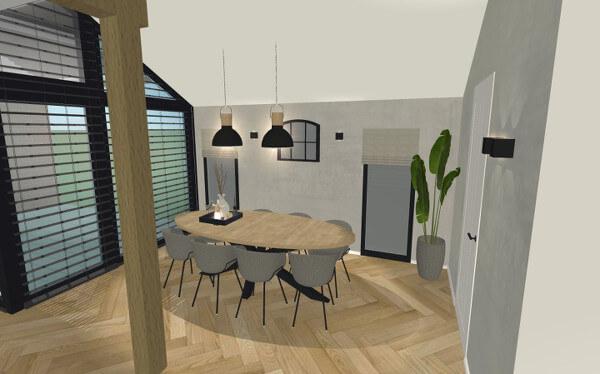 Interieuradvies-eethoek-renovatie-woonboerderij-Delden-1