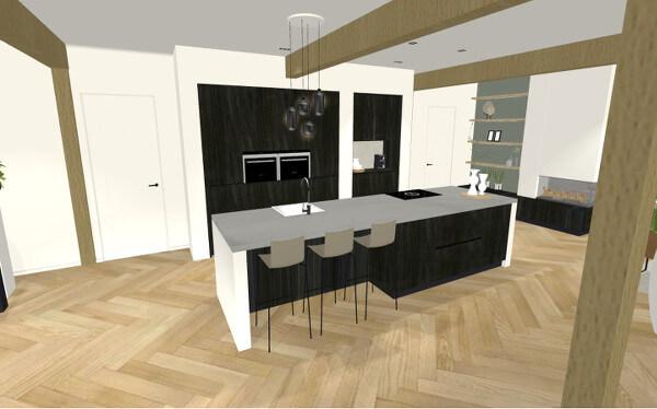 Interieuradvies-woonkeuken-renovatie-woonboerderij-Delden-4