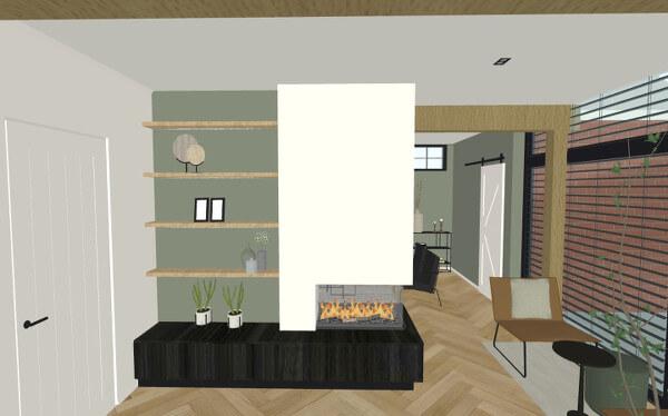 Interieurontwerp-haard-renovatie-woonboerderij-Delden