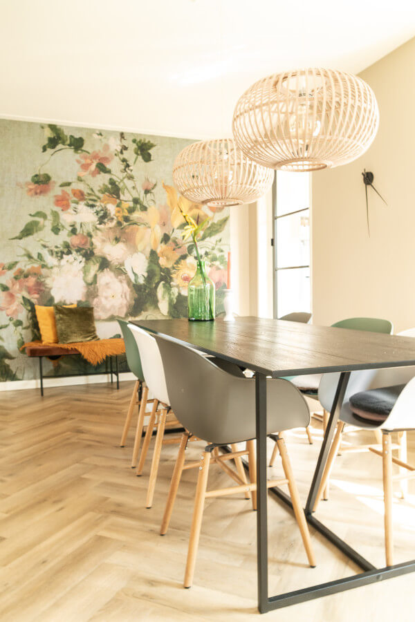 Interieurontwerp woonkamer Enschede 1