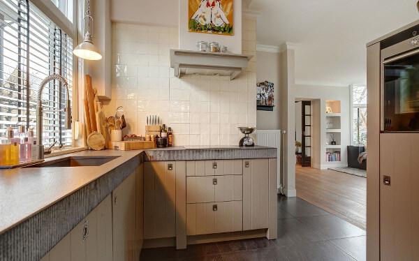 interieuradvies keuken jaren 30 woning Almelo