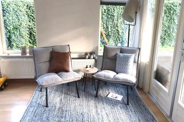 interieuradvies woonkamer Hengelo aanbouw