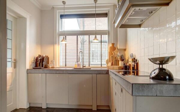 interieurontwerp keuken jaren 30 woning Almelo
