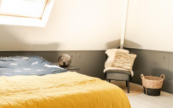 interieurontwerp slaapkamer Enschede